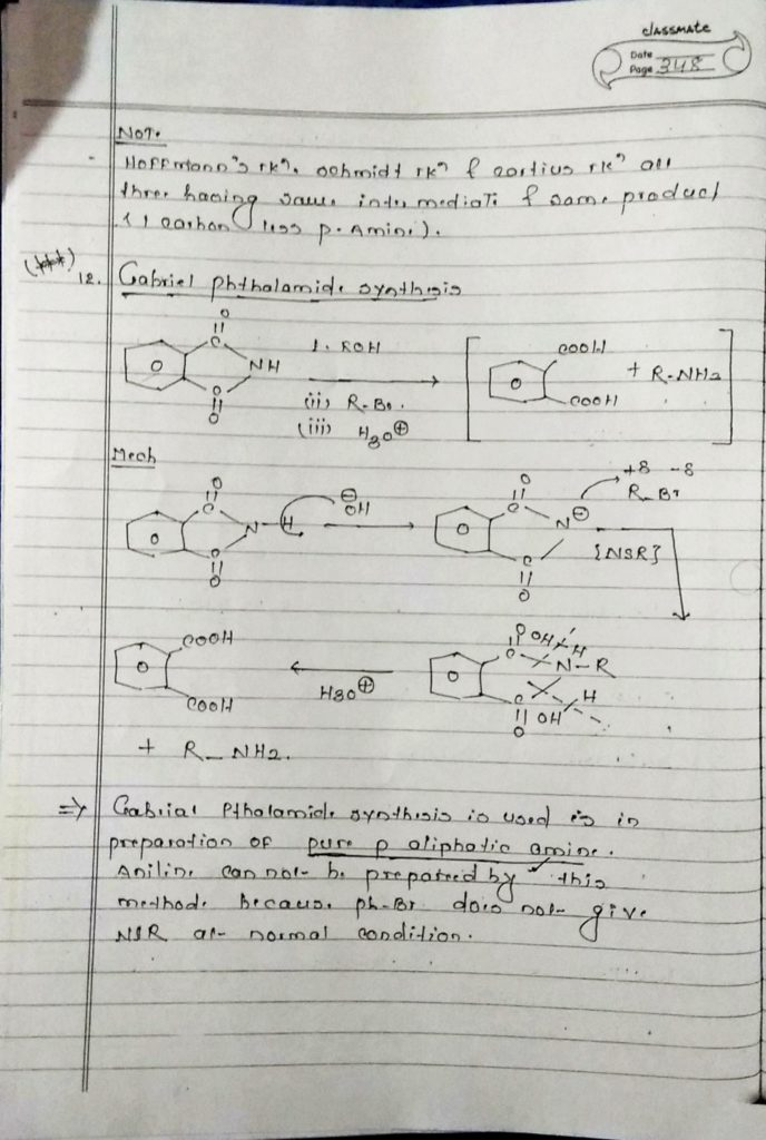organic chemistry special reactions part 2 (4)