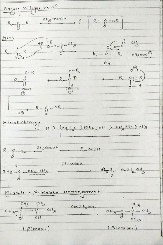 organic chemistry special reactions part 2 (5)