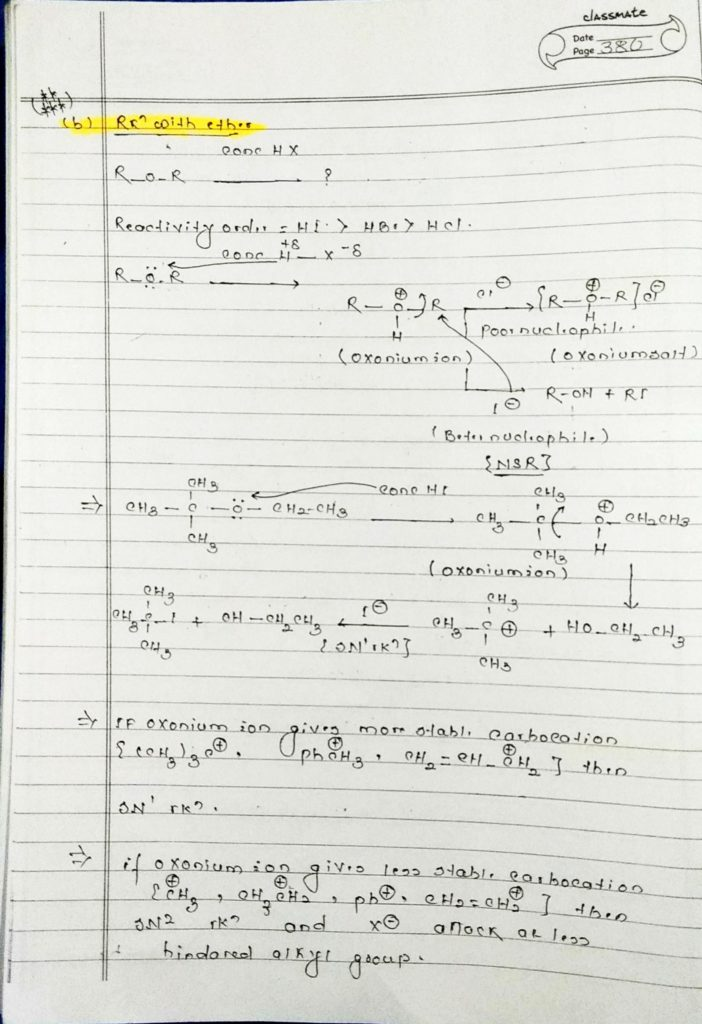 organic chemistry special reactions part 4 (6)
