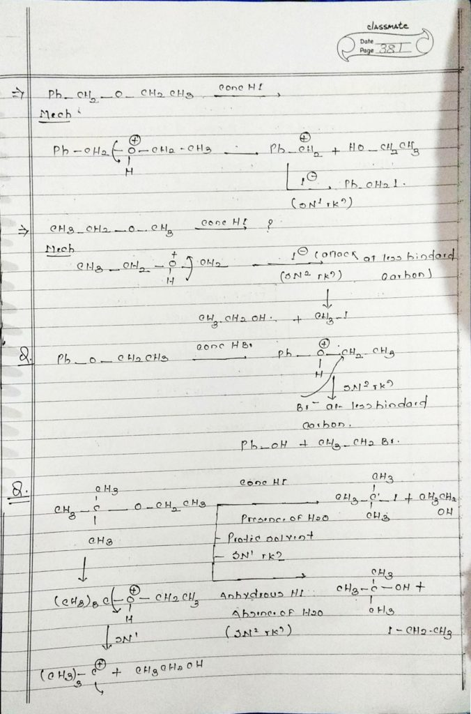 organic chemistry special reactions part 4 (7)