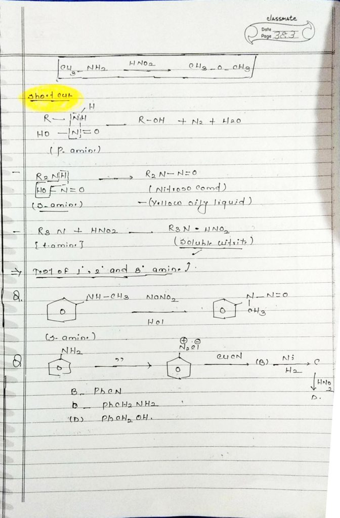 organic chemistry special reactions part 4 (9)