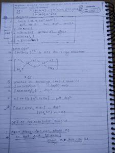 Coordination compound: isomerism4