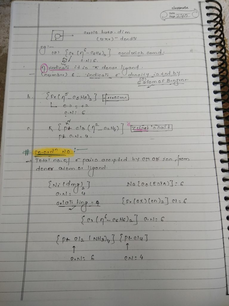 Ligands Notes 11