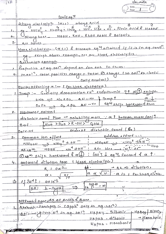 Ionic equilibrium_1