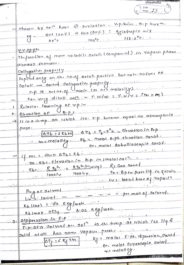 Solution and Collegative property_5