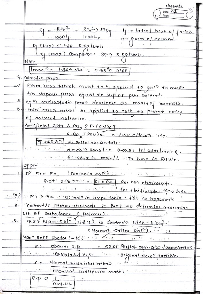 Solution and Collegative property_6