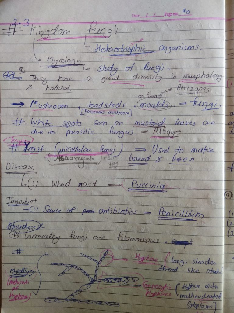 Chapter 2 Biological Classification16