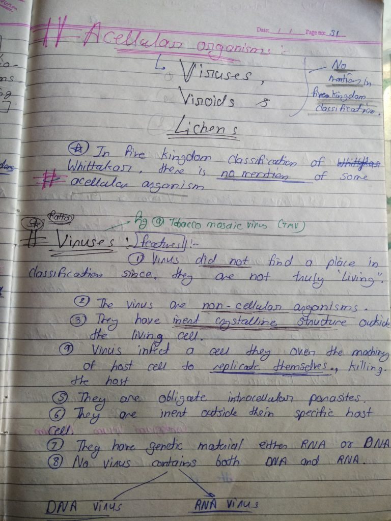 Chapter 2 Biological Classification27