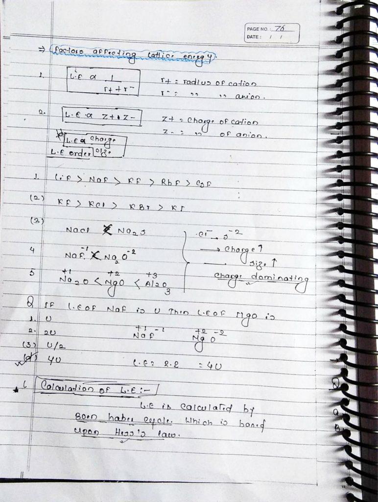 Chemical bonding ionic bonds (2)