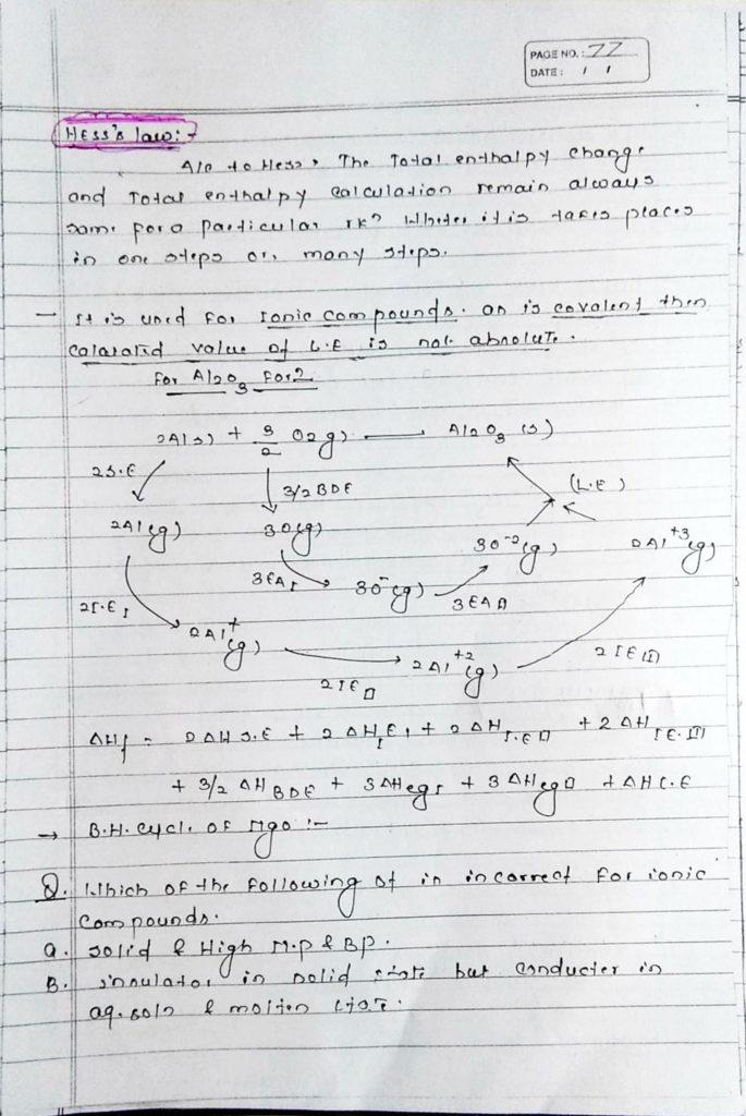 Chemical bonding ionic bonds (3)