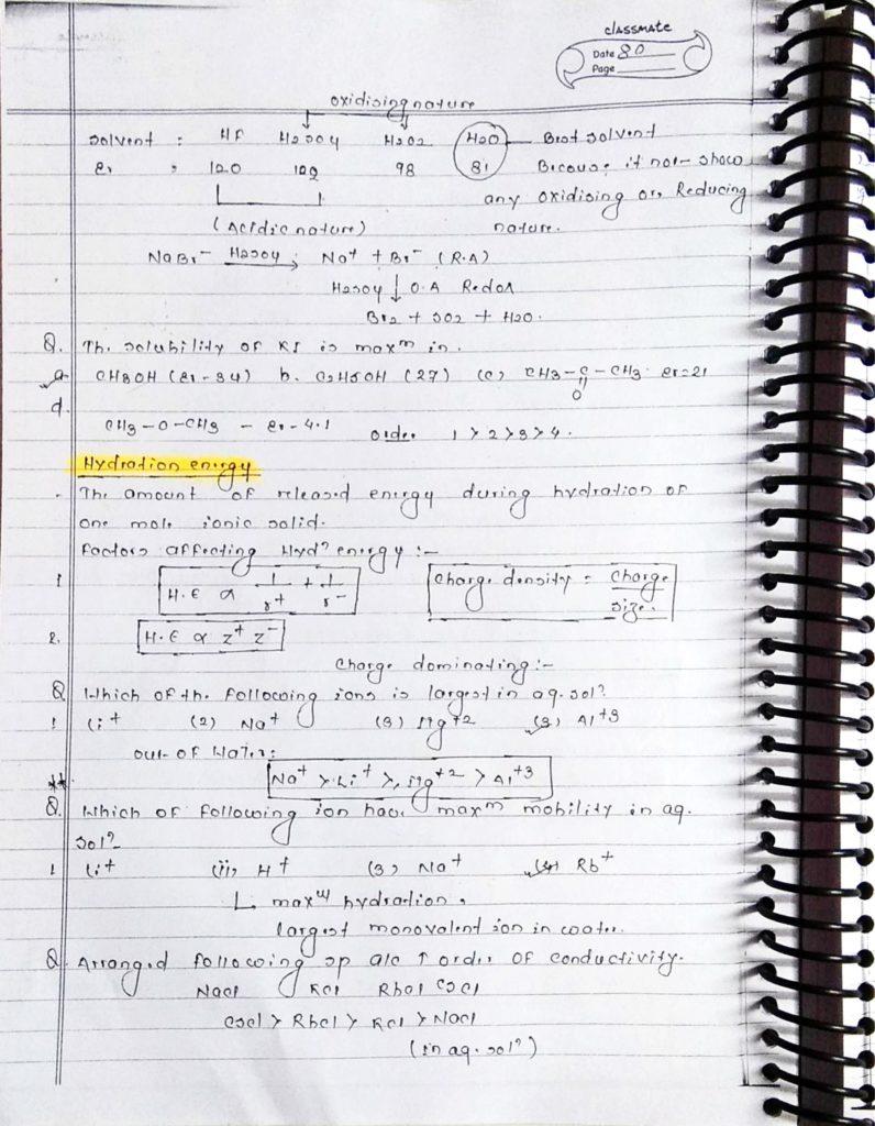Chemical bonding ionic bonds (6)