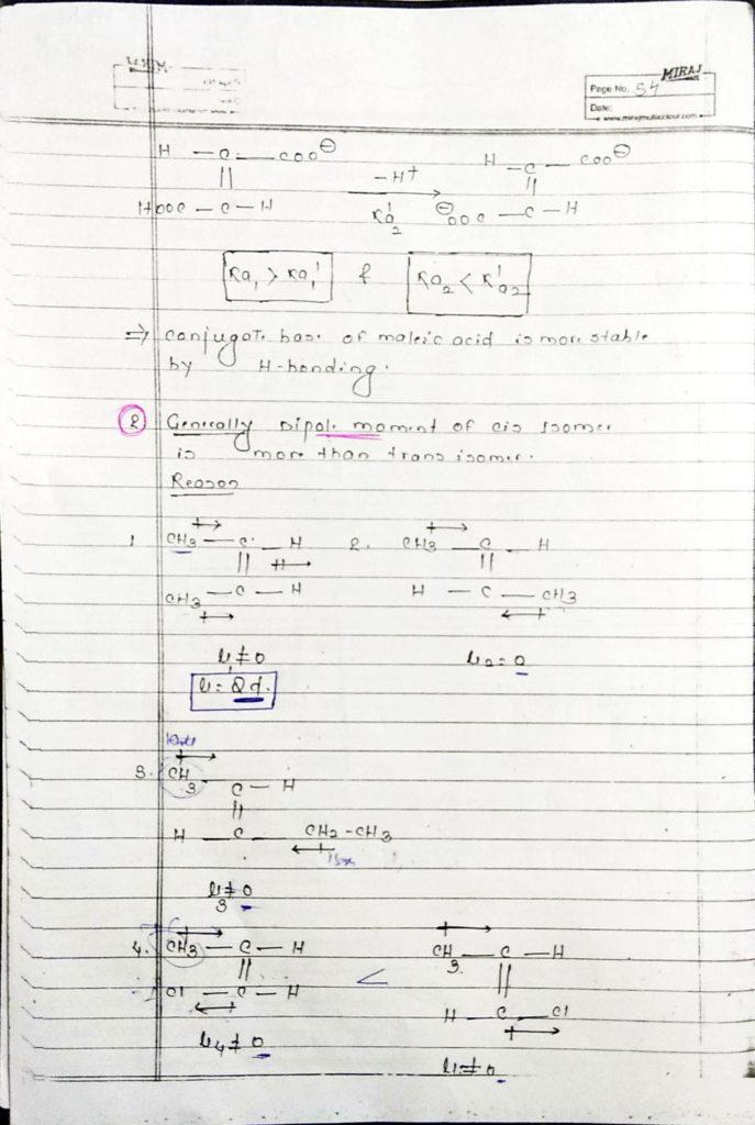 GOC Stereoisomerism (6)