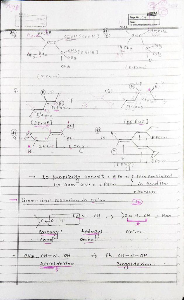 GOC stereoisomerism (11)