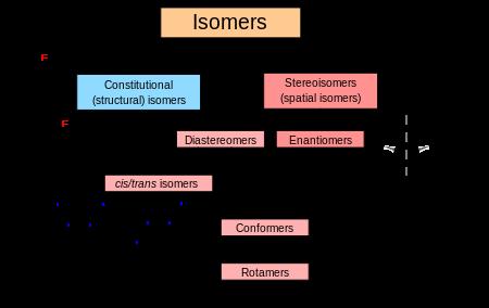 GOC stereoisomerism 3