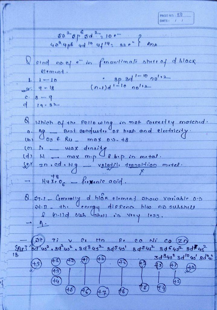General inorganic chemistry (14)