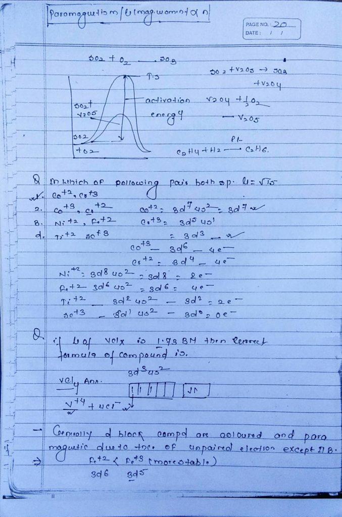 General inorganic chemistry (16)