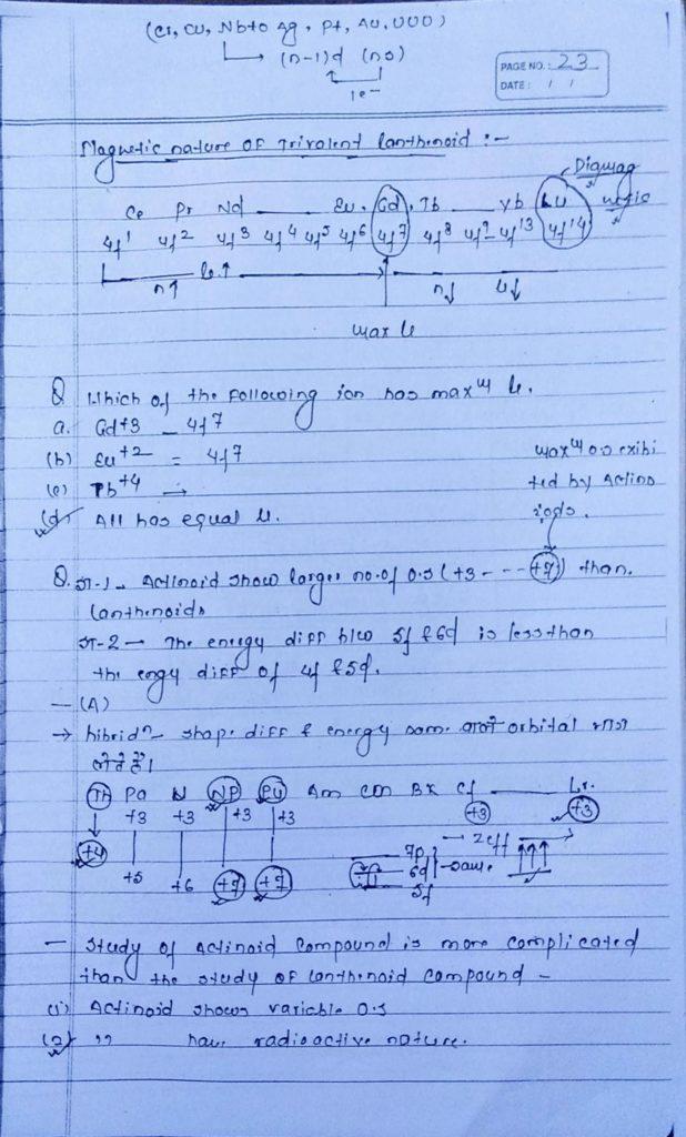 General inorganic chemistry (19)