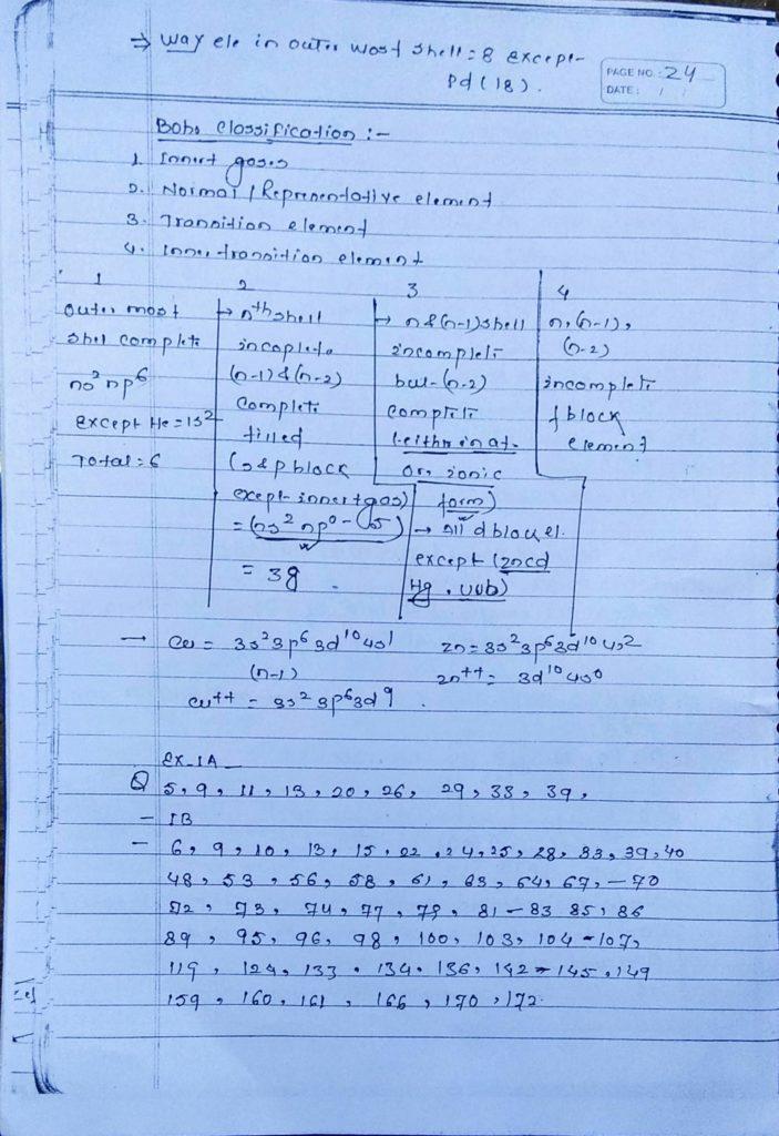 General inorganic chemistry (20)