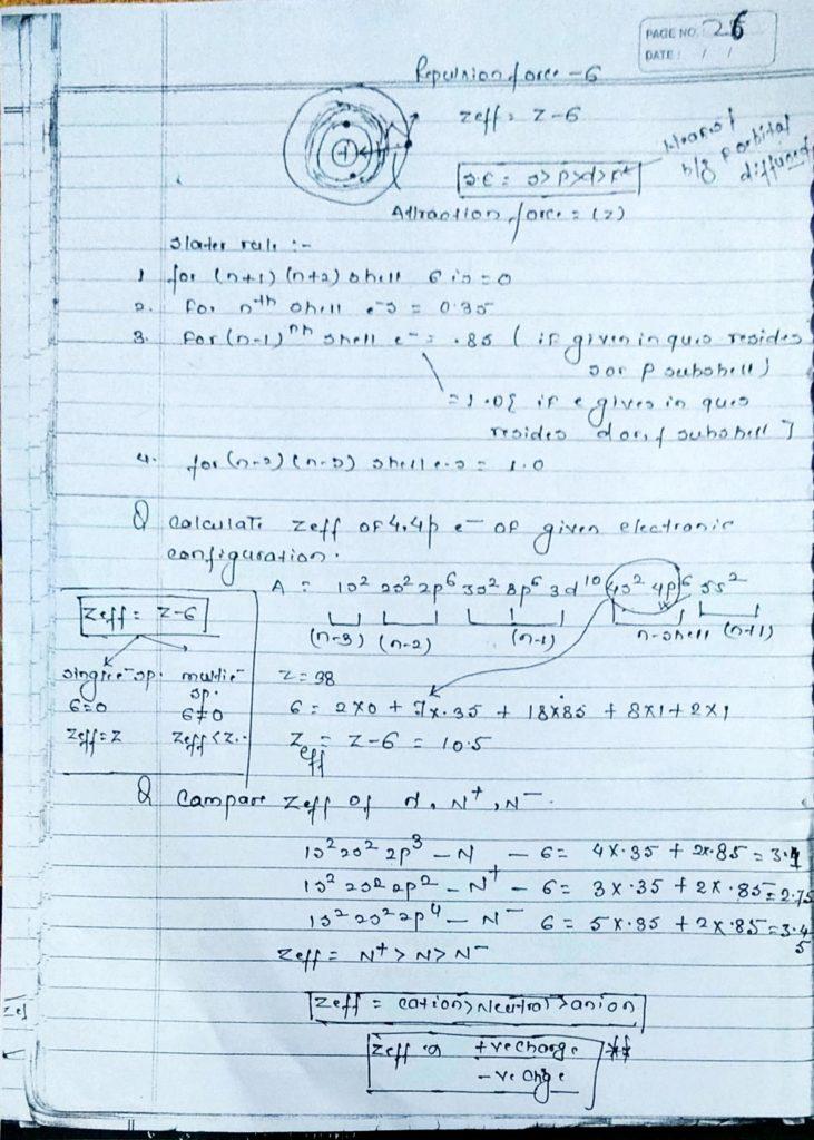 General inorganic chemistry (22)