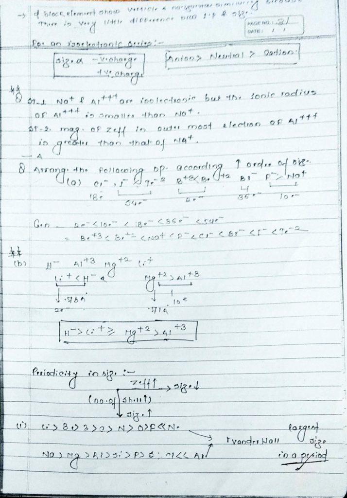 General inorganic chemistry (27)