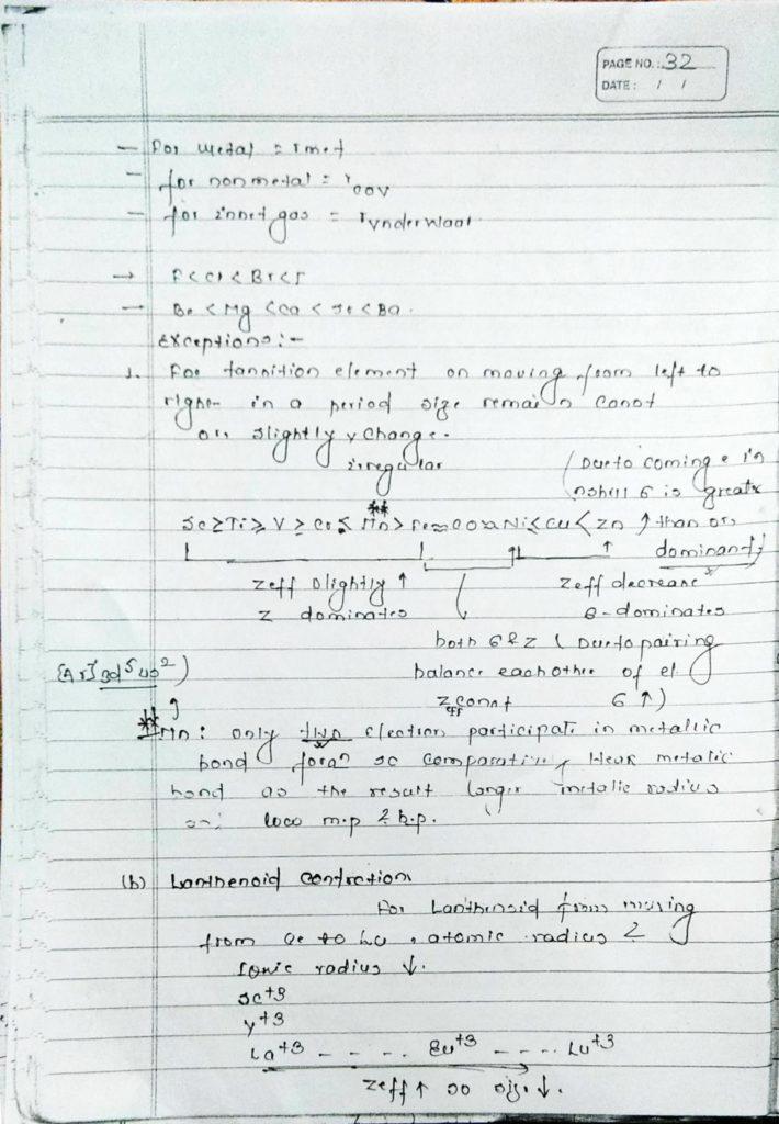 General inorganic chemistry (28)