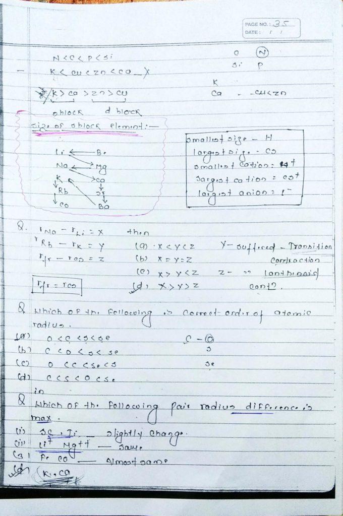 General inorganic chemistry (31)