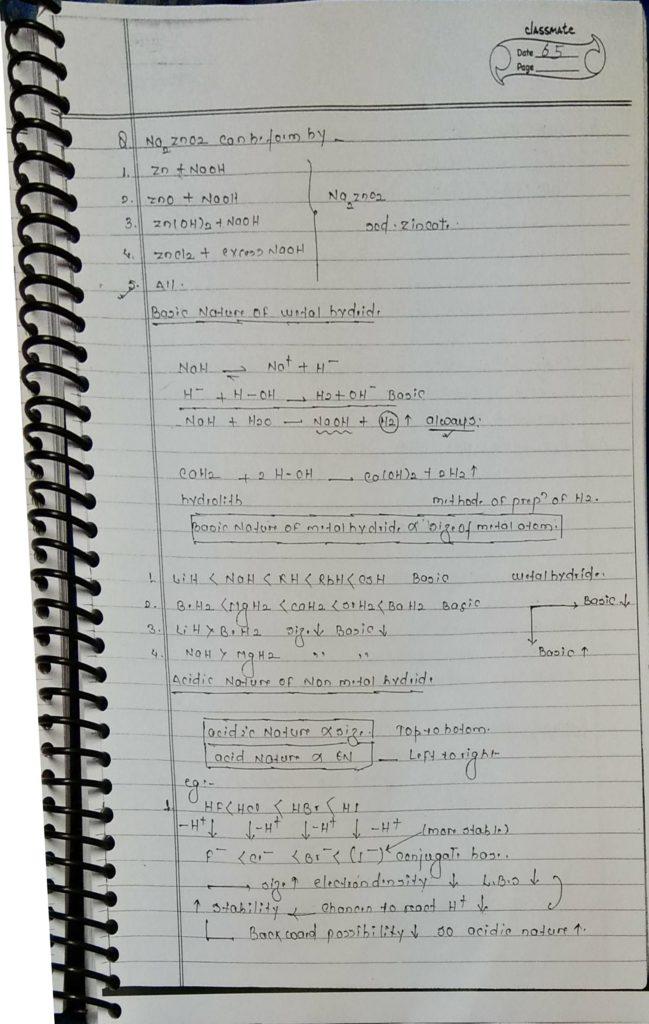 General inorganic chemistry (61)