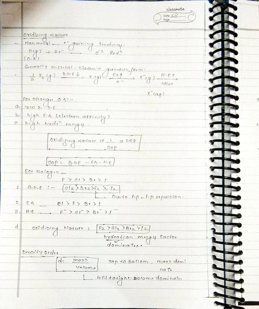 General inorganic chemistry (64)