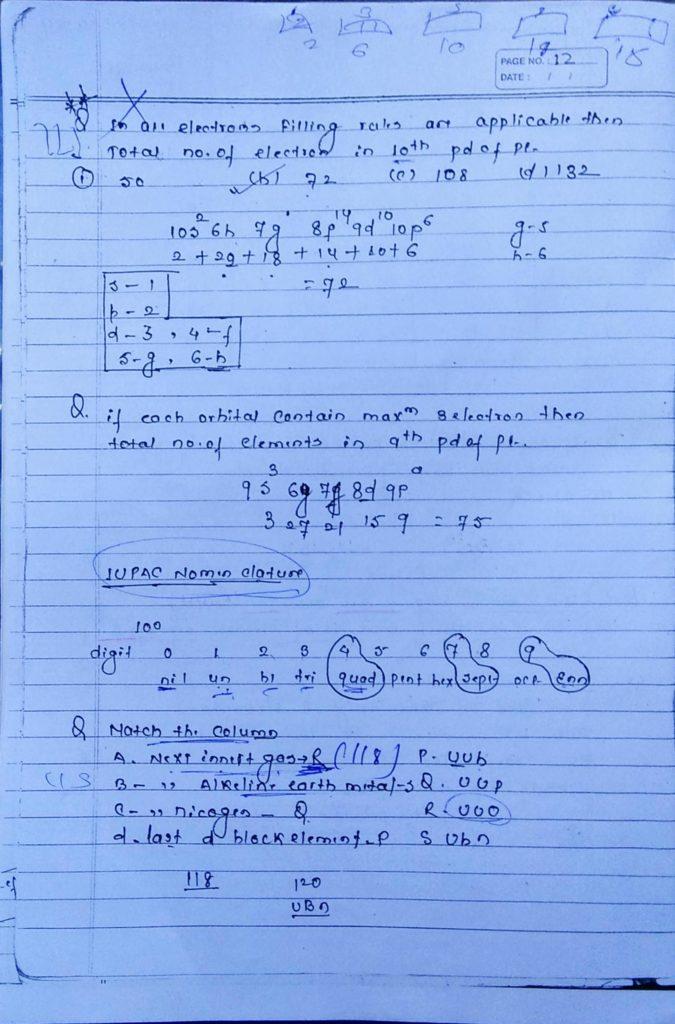 General inorganic chemistry (8)