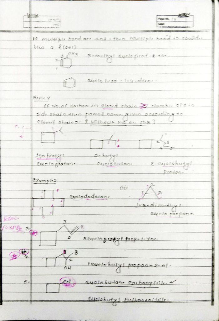 General organic chemistry (17)
