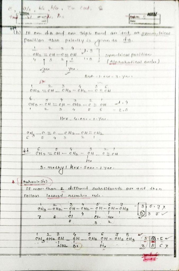 General organic chemistry (5)