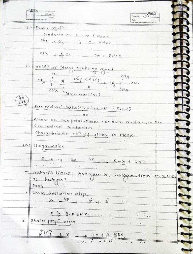 Hydrocarbon Alkane (22)