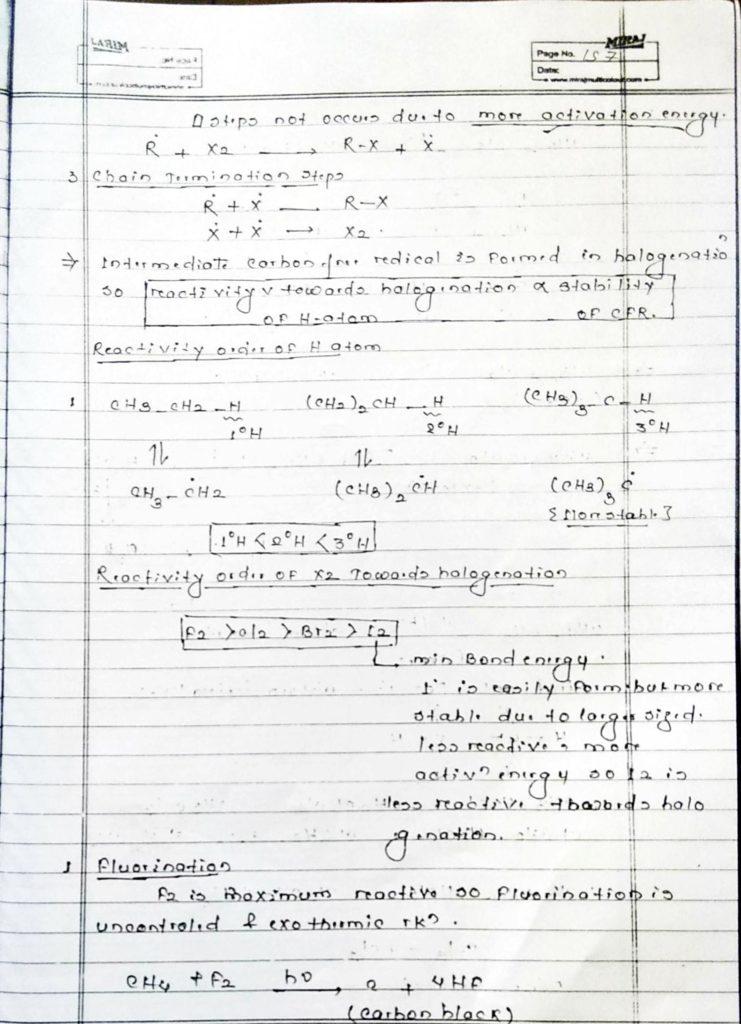 Hydrocarbon Alkane (23)