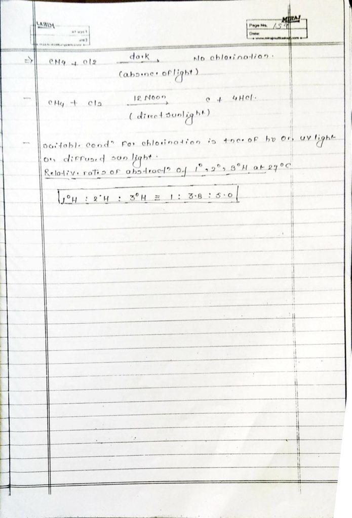 Hydrocarbon Alkane (25)