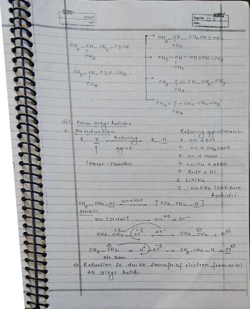 Hydrocarbon Alkane (3)