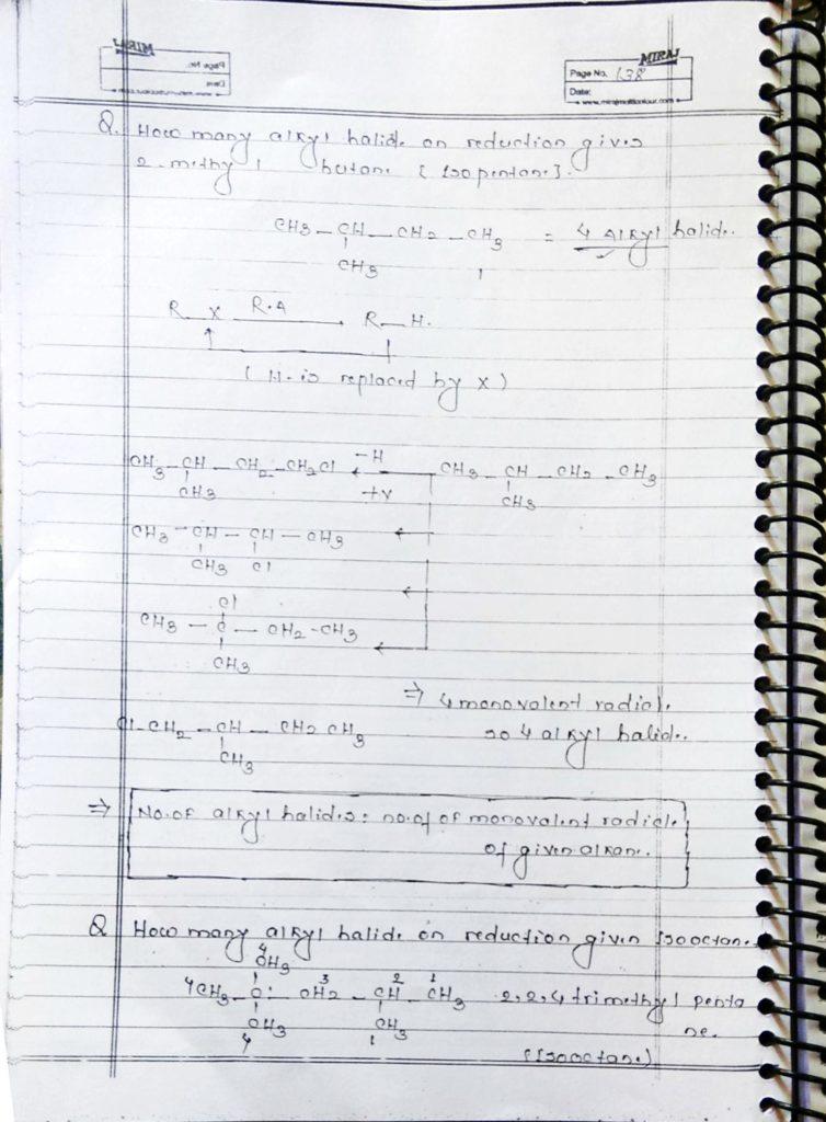 Hydrocarbon Alkane (4)