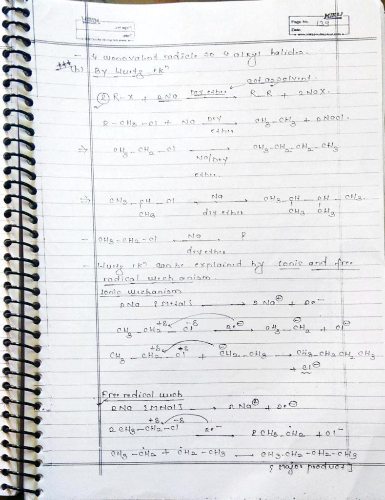 Hydrocarbon Alkane (5)