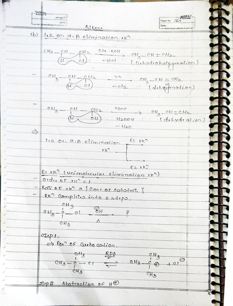 Hydrocarbon Alkene (1)