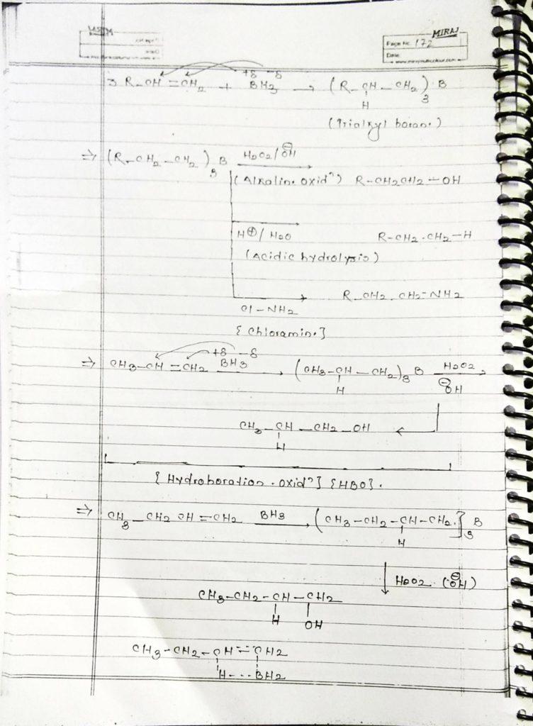 Hydrocarbon Alkene (13)