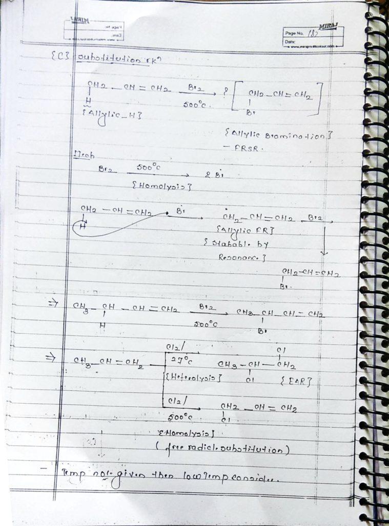 Hydrocarbon Alkene (23)