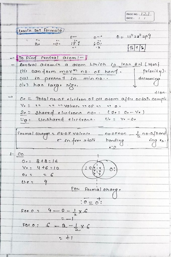 chemical bonding covalent bonds (4)