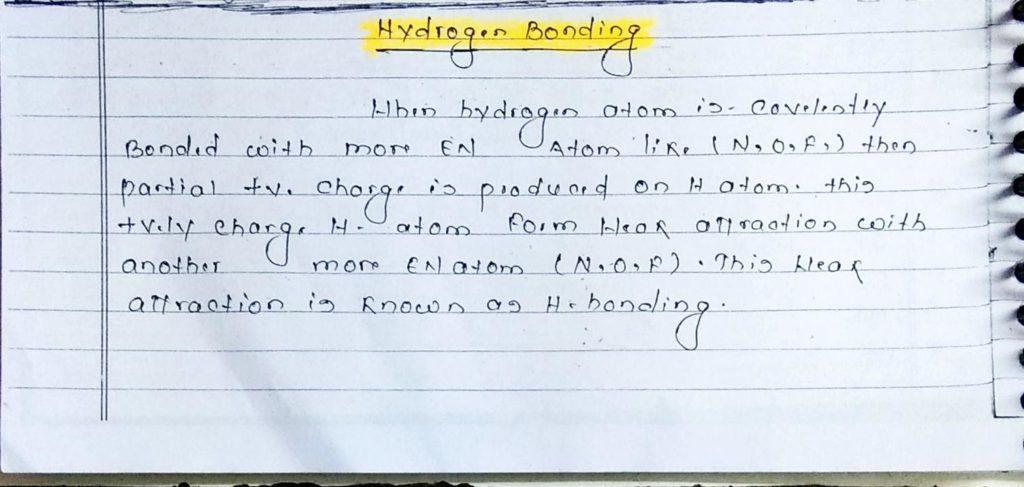 chemical bonding hydrogen bonding (1)