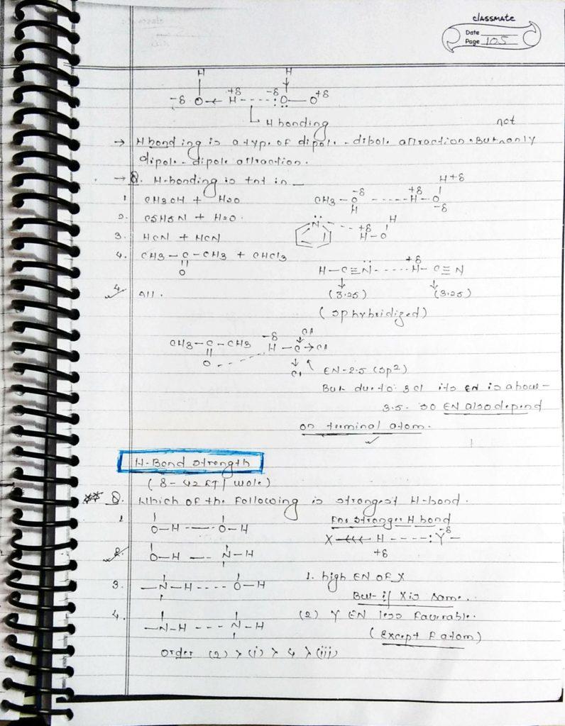 chemical bonding hydrogen bonding (2)