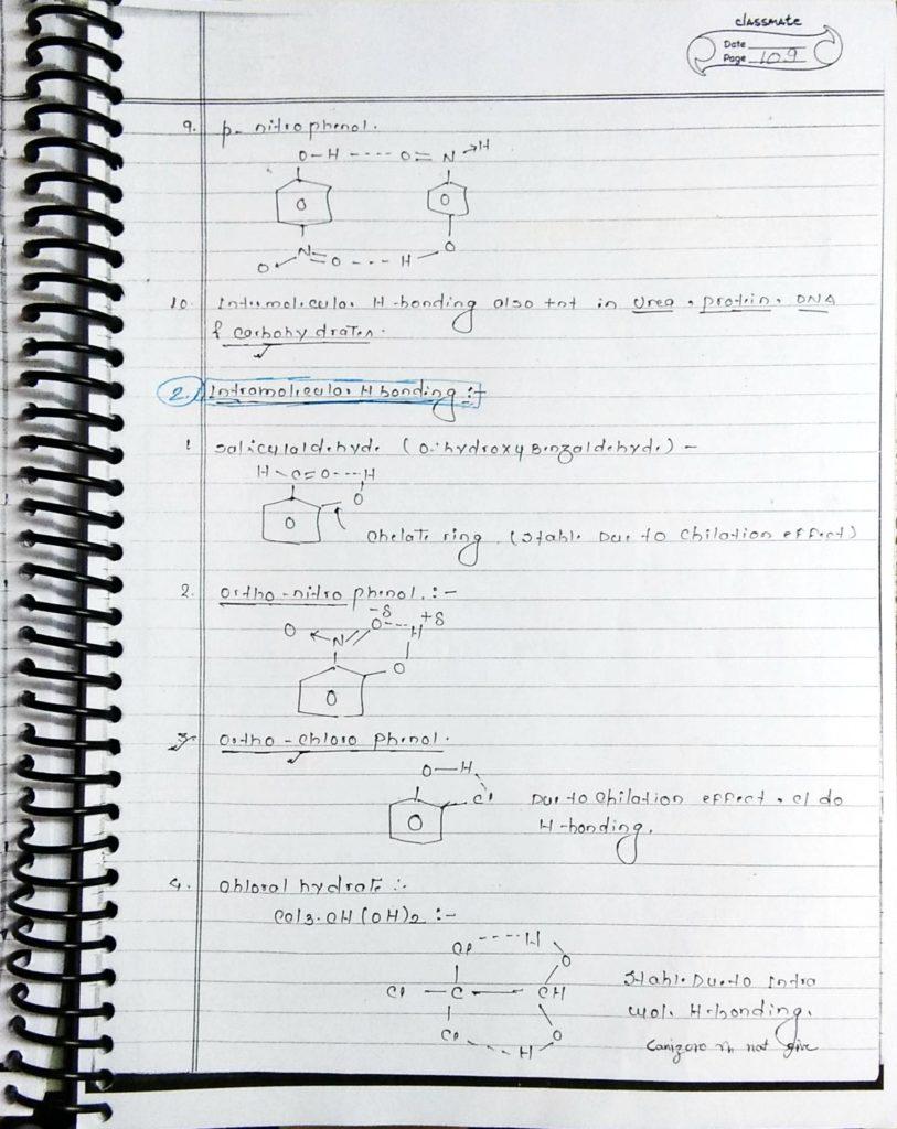 chemical bonding hydrogen bonding (6)