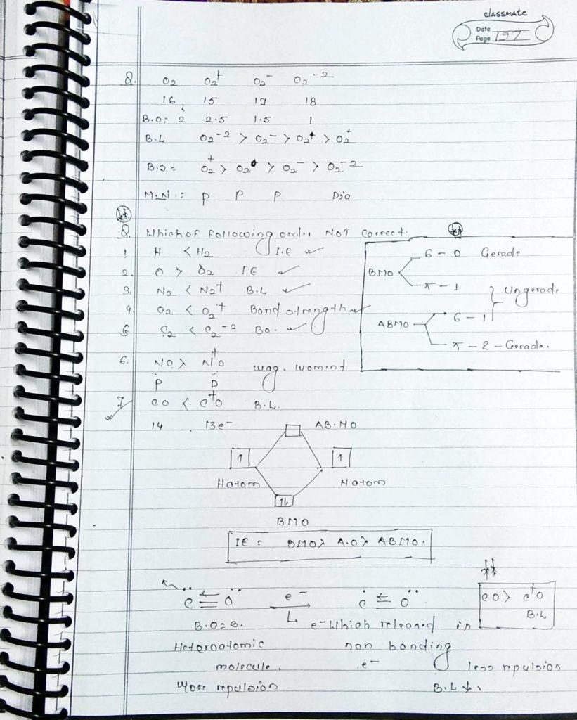 chemical bonding molecular orbital theory (10)
