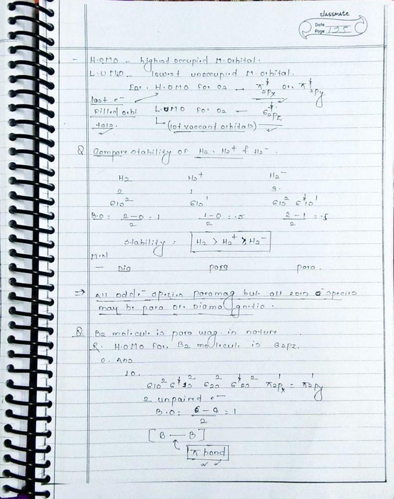 chemical bonding molecular orbital theory (8)