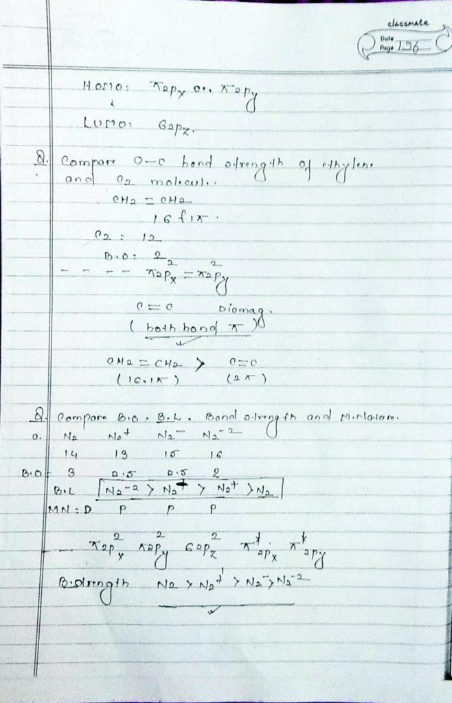 chemical bonding molecular orbital theory (9)