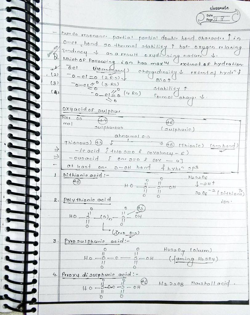 inorganic chemistry oxyacid (5)