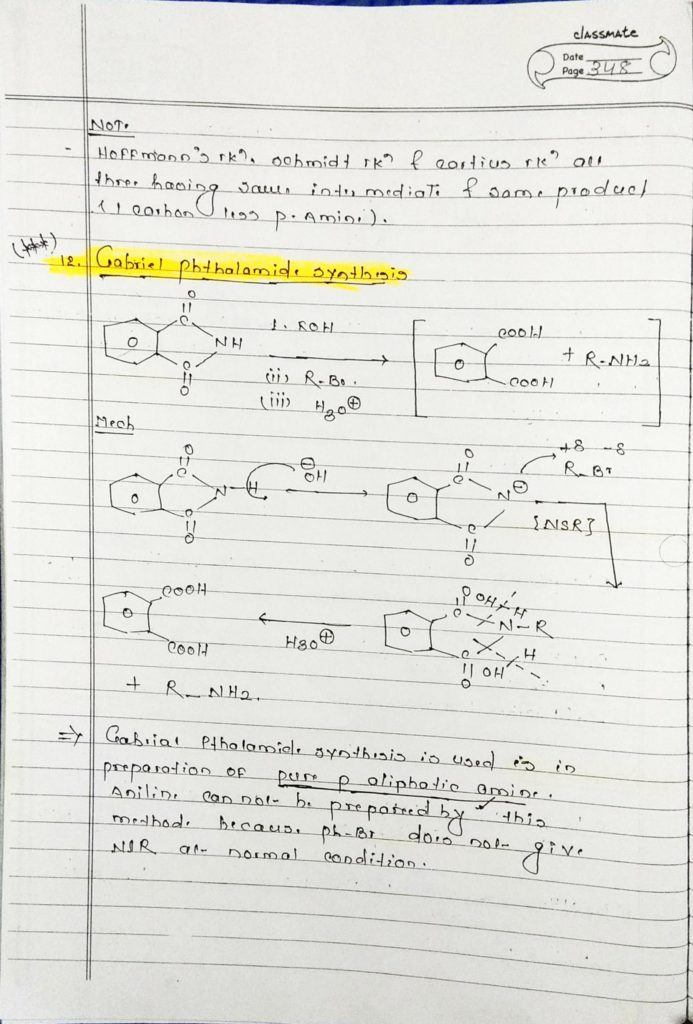 organic chemistry special reactions part 2 (6)