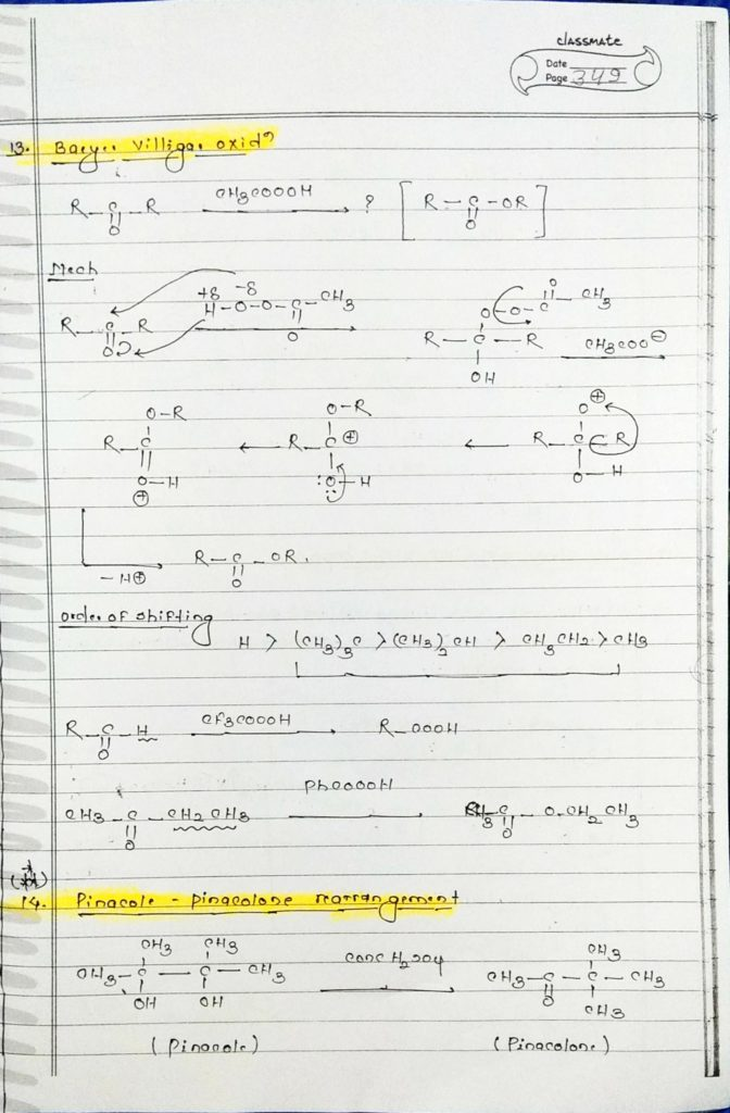 organic chemistry special reactions part 3 (1)